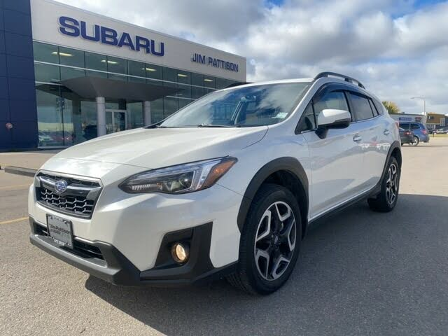 2019 Subaru Crosstrek Limited AWD with EyeSight Package
