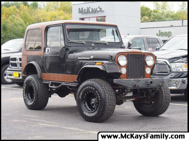 1981 Jeep CJ-7 4WD