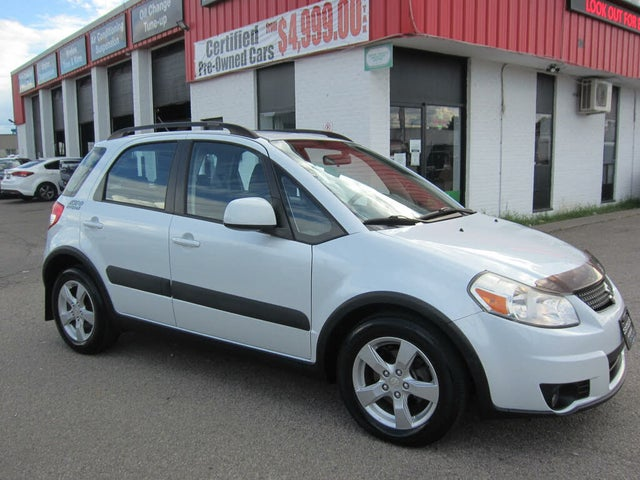 2010 Suzuki SX4 Base AWD Crossover