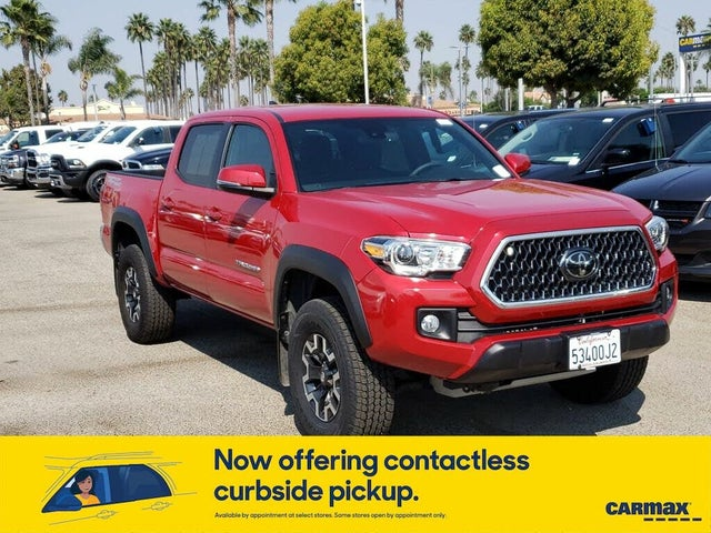 2018 Toyota Tacoma TRD Off Road Double Cab RWD