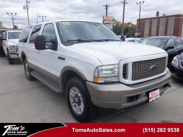 2004 Ford Excursion Eddie Bauer 4WD