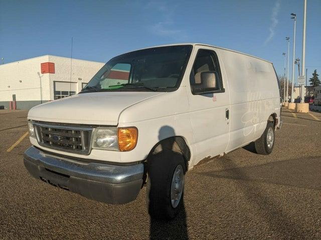 2007 Ford E-Series E-150 Cargo Van