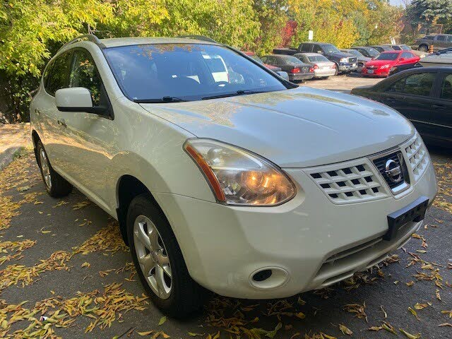 2010 Nissan Rogue S Krom Edition AWD