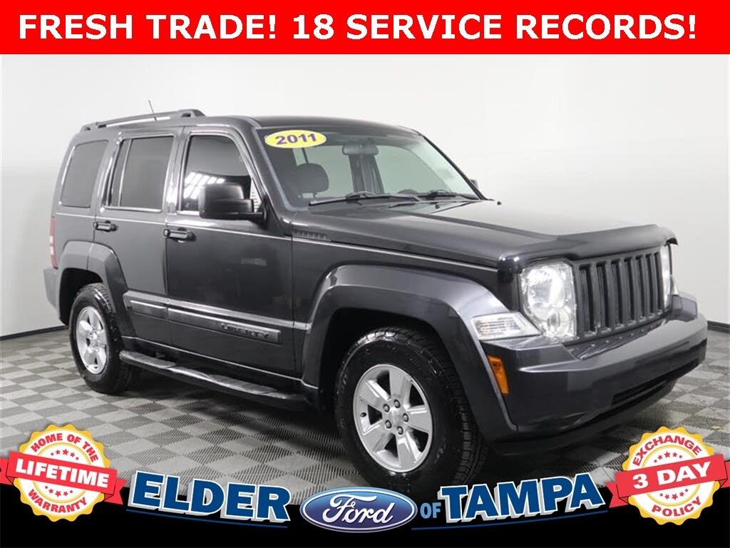 Top 50 Used Jeep Liberty For Sale Near Me