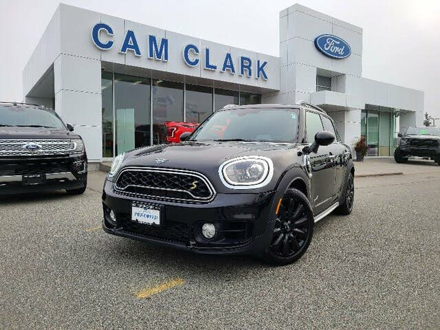 2019 MINI Countryman Hybrid Plug-in  Cooper S E ALL4 AWD