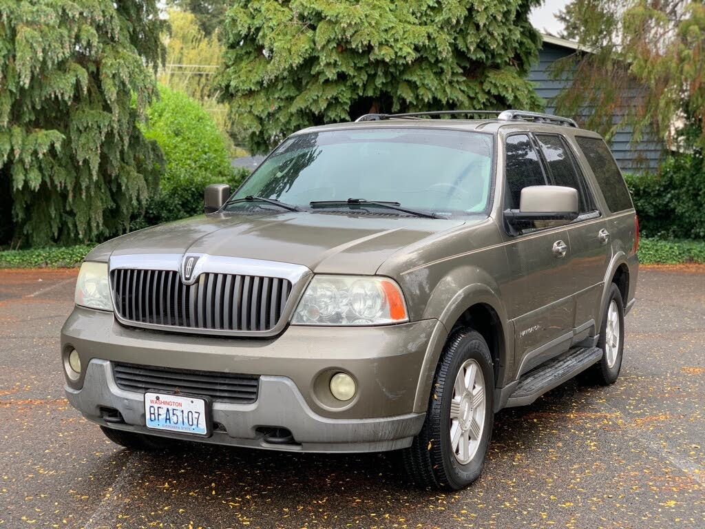 used 2002 lincoln navigator for sale right now cargurus used 2002 lincoln navigator for sale
