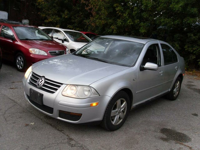 2008 Volkswagen Jetta City Base