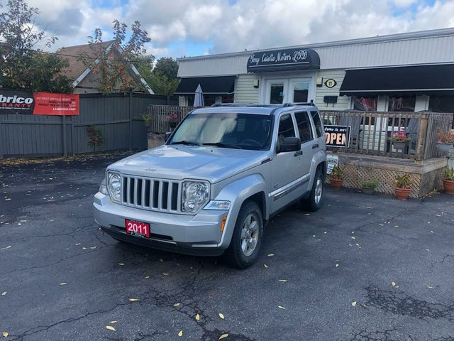 2011 Jeep Liberty 70th Anniversary Sport 4WD