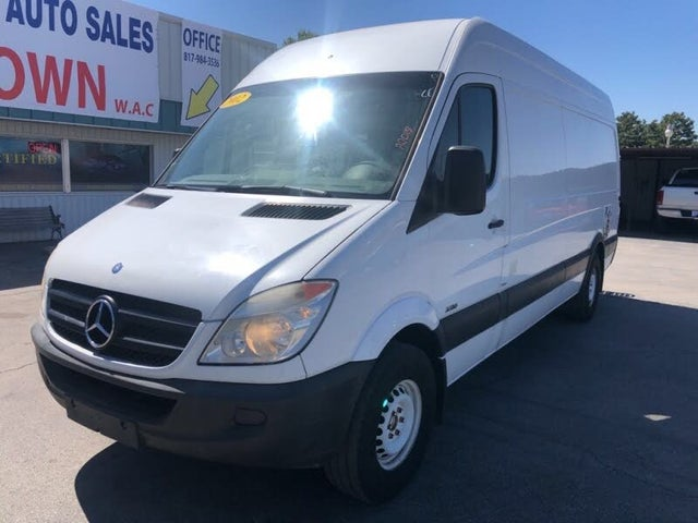 2012 Mercedes-Benz Sprinter Cargo 2500 170 High Roof RWD