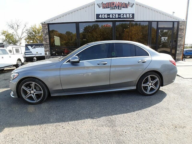 2013 Mercedes-Benz C-Class C 300 Luxury 4MATIC for Sale in ...