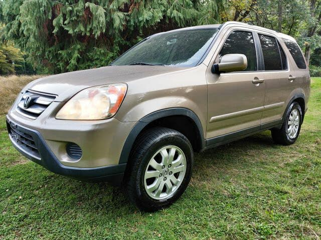 2005 Honda CR-V SE AWD