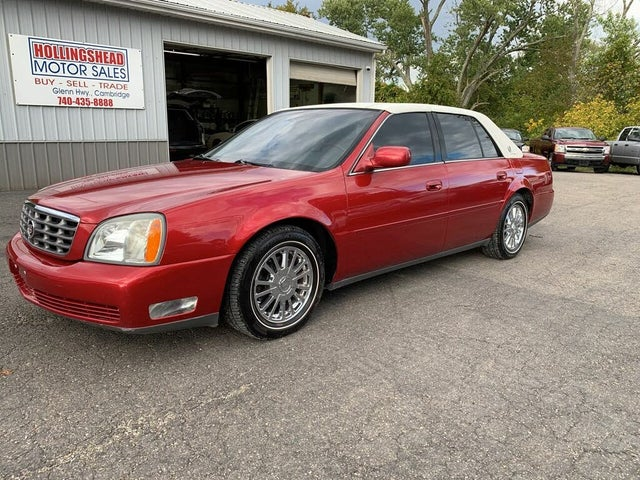 used 2003 cadillac deville dhs sedan fwd for sale right now cargurus 2003 cadillac deville dhs sedan fwd