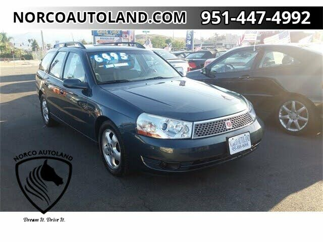 2003 Saturn L-Series 4 Dr LW300 Wagon