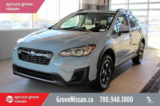 2018 Subaru Crosstrek Base
