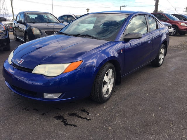 2006 Saturn ION 3 Coupe