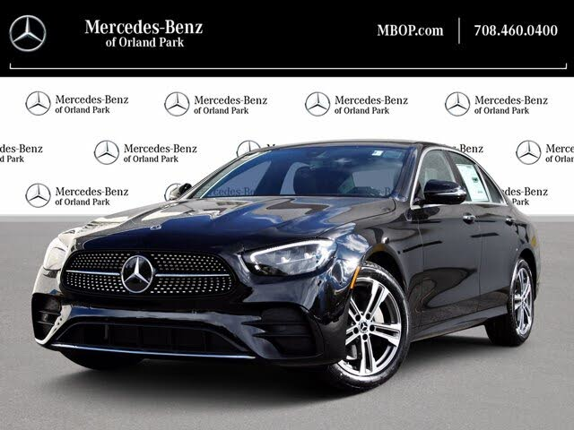 2021 Mercedes-Benz E-Class E 350 4MATIC Sedan AWD