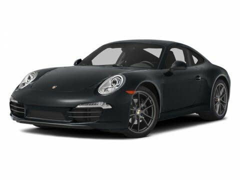 2014 Porsche 911 Carrera Coupe RWD