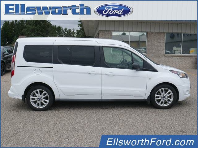 2015 Ford Transit Connect Wagon XLT LWB FWD with Rear Liftgate