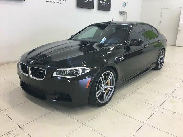 2016 BMW M5 RWD