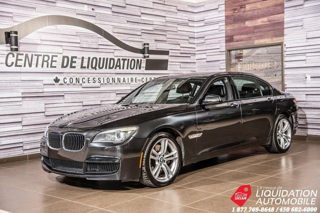 2012 BMW 7 Series 750Li xDrive AWD