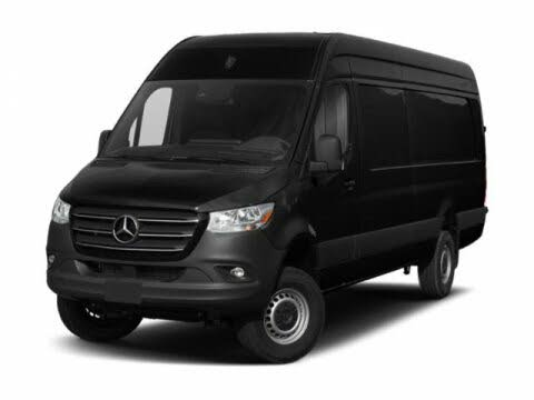 2019 Mercedes-Benz Sprinter Cargo 2500 170 V6 High Roof RWD