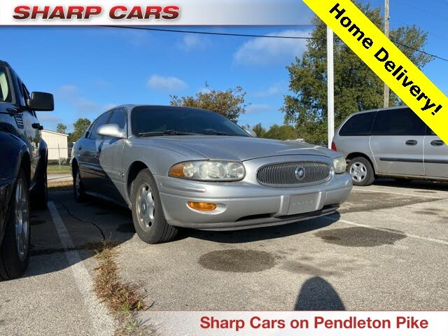 2002 Buick LeSabre Limited Sedan FWD