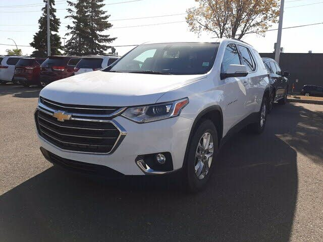 2019 Chevrolet Traverse LT Cloth AWD