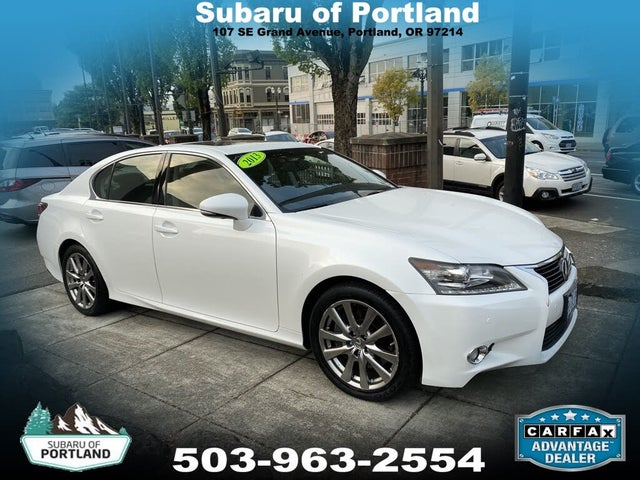 Used 2013 Lexus Gs 350 For Sale Right Now Cargurus