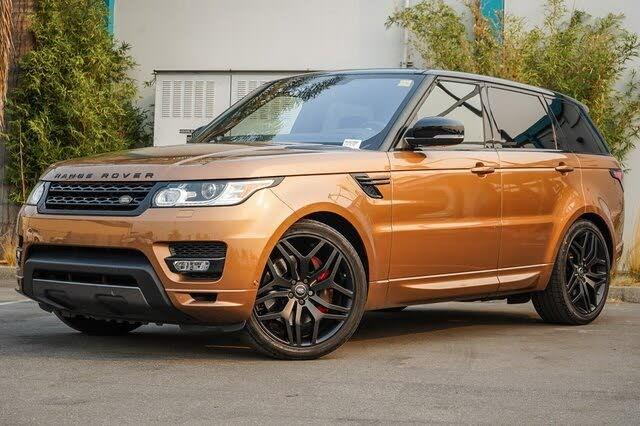 2017 Land Rover Range Rover Sport V6 HSE Dynamic 4WD