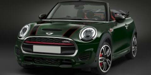 2017 MINI Cooper John Cooper Works Convertible FWD
