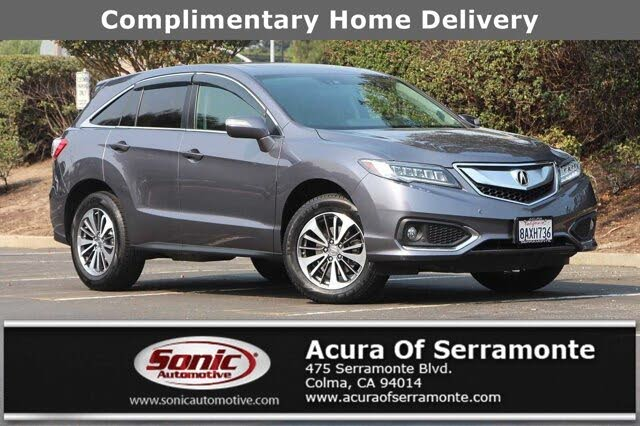 2018 Acura RDX AWD with Advance Package