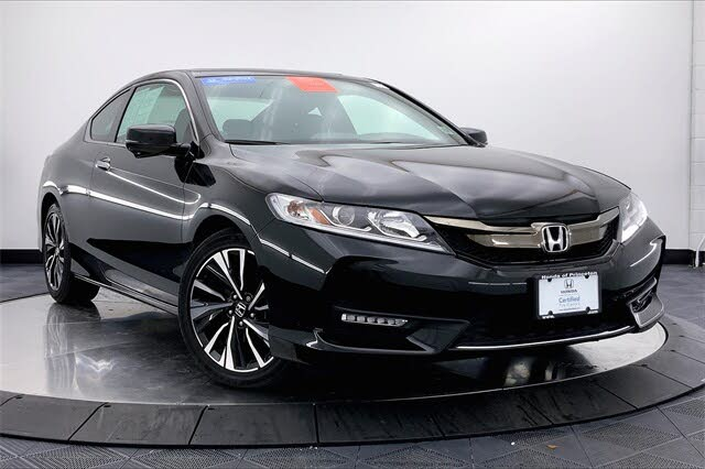 2017 Honda Accord Coupe EX