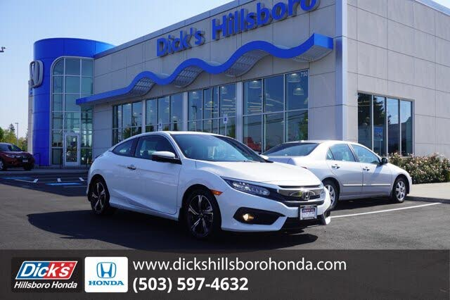 2018 Honda Civic Coupe Touring