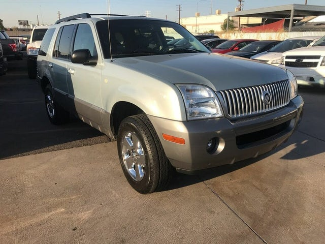 2005 Mercury Mountaineer Luxury RWD