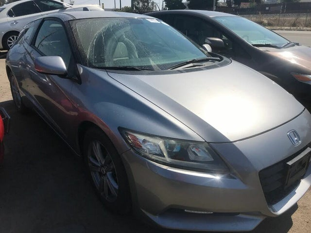 2012 Honda CR-Z Base Hatchback
