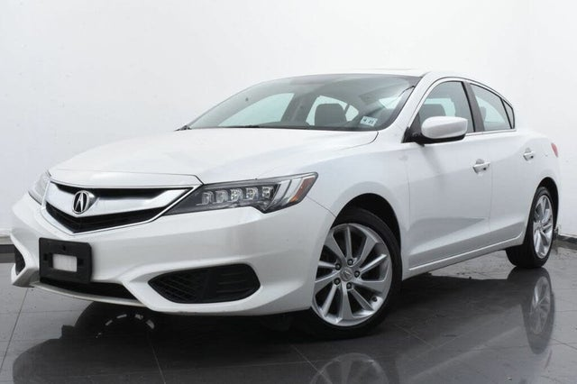 2017 Acura ILX FWD with AcuraWatch Plus Package