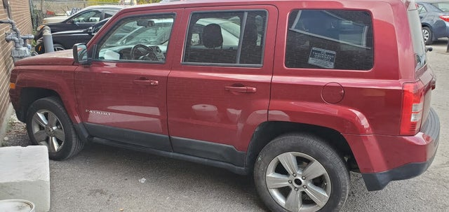 2011 Jeep Patriot North Edition 4WD