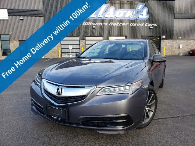 2017 Acura TLX V6 SH-AWD with Technology Package
