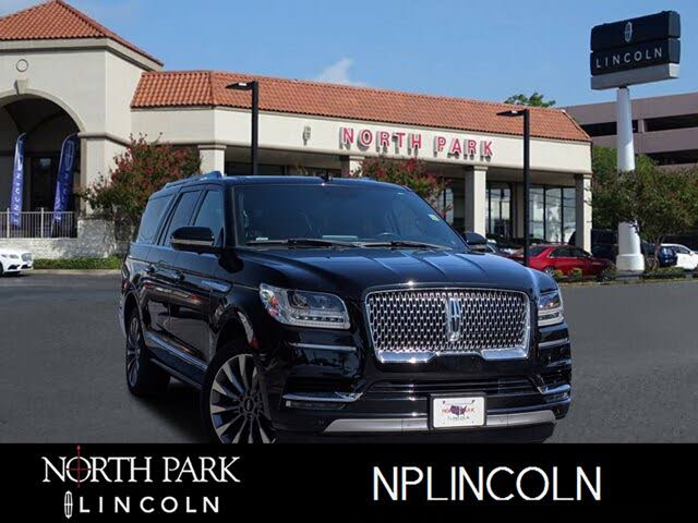 2018 Lincoln Navigator L Select RWD