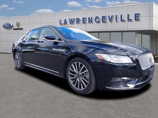 2017 Lincoln Continental Select AWD
