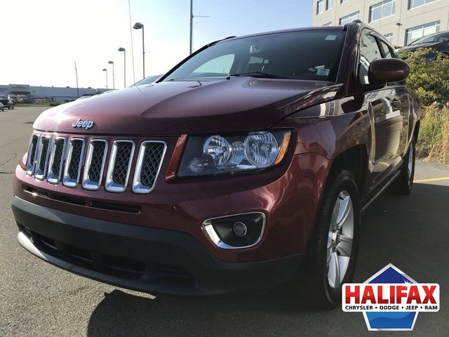 2016 Jeep Compass Sport 4WD