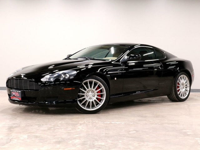 2007 Aston Martin DB9 Coupe RWD