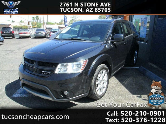 2011 Dodge Journey R/T FWD