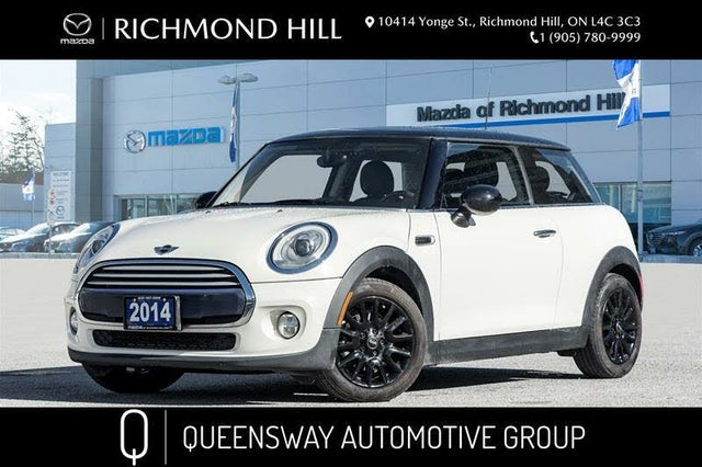 2014 MINI Cooper Hatchback FWD