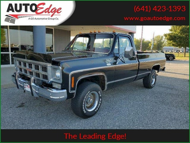 1978 GMC C/K 1500 Series K 1500 4WD