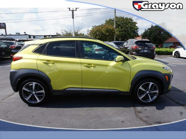 2019 Hyundai Kona Ultimate FWD