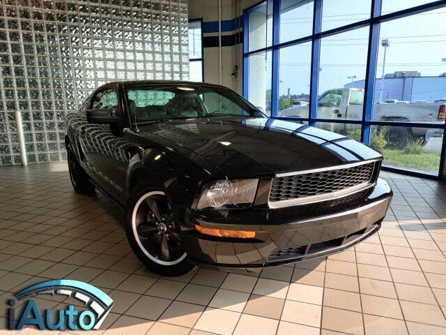 2008 Ford Mustang Bullitt Edition Coupe RWD