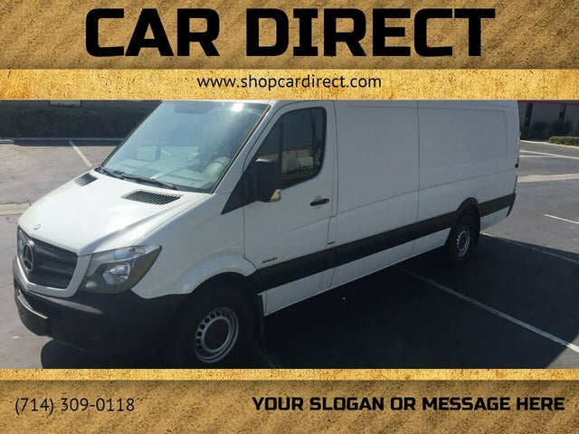 2014 Mercedes-Benz Sprinter Cargo 2500 170 High Roof Extended RWD