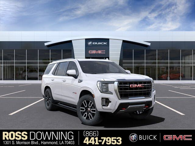 2021 gmc yukon at4 4wd for sale in new orleans la  cargurus