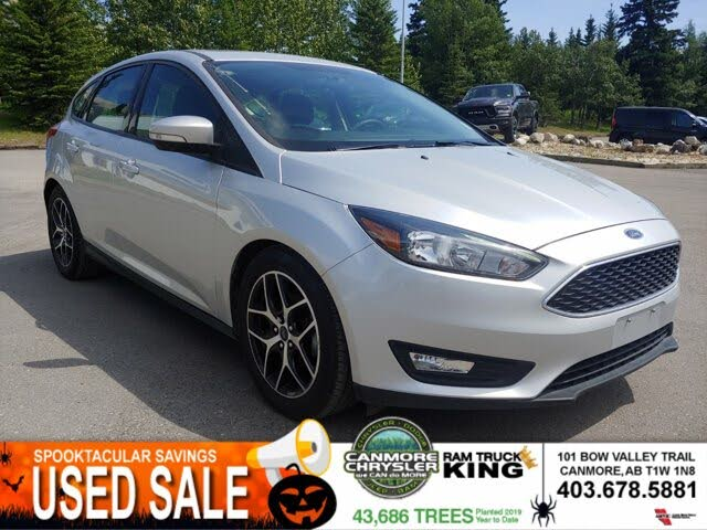 2018 Ford Focus SEL Hatchback